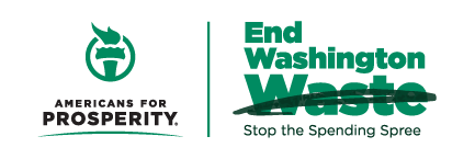Americans for Prosperity's campaign to End Washington Waste and stop the spending spree